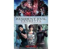 "Journal du Geek: 10 Blu-ray et 10 DVD de ""Resident Evil : Vendetta"" à gagner"