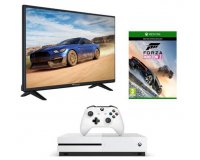 Cdiscount: TV LED UHD 4K 43'' Continental Edison + Xbox One S Forza Horizon 3 à 499€