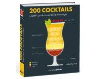 """Cuisine Actuelle: 10 livres """"200 cocktails"""" à gagner"""