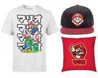 Zavvi: 20% de réduction sur les t-shirts et produits dérivés Nintendo