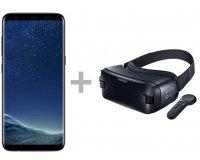 Samsung: Smartphone Samsung Galaxy S8 + casque Gear VR à 659€