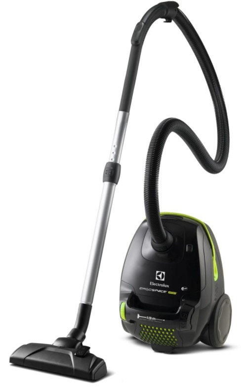 aspirateur electrolux avec sac ergospace 124 99 au lieu. Black Bedroom Furniture Sets. Home Design Ideas