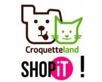 Showroomprive: Payez 2€ le bon d'achat de 10€ à utiliser sur Croquetteland.com