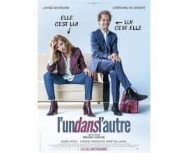 """OCS: 50 lots de 2 places de cinéma pour le film """"L'un dans l'autre"""" à gagner"""