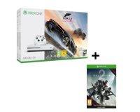 Cdiscount: Pack Xbox One S 500Go avec Forza Horizn 3 + Destiny 2 à 249€ au lieu de 341,12€
