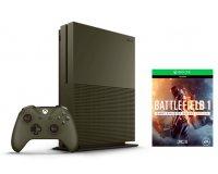 Micromania: Pack Xbox One S 1 To édition spéciale Battlefield 1 à 229,99€