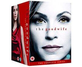 """Femme Actuelle: Des coffrets DVD de la série """"The good wife"""" à gagner"""