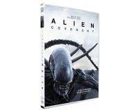 "Allociné: 20 DVD du film ""Alien Covenant"" à gagner"