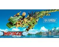 """FranceTV: 100 lots de 2 places de cinéma pour le film """"Lego Ninjago"""" à gagner"""