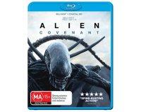 "Jeuxvideo.com: 20 Blu-ray du film ""Alien covenant"" à gagner"