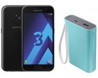 Cdiscount: Smartphone Samsung Galaxy A3 à 249€ (dont 30€ via ODR) + 1 enceinte offerte