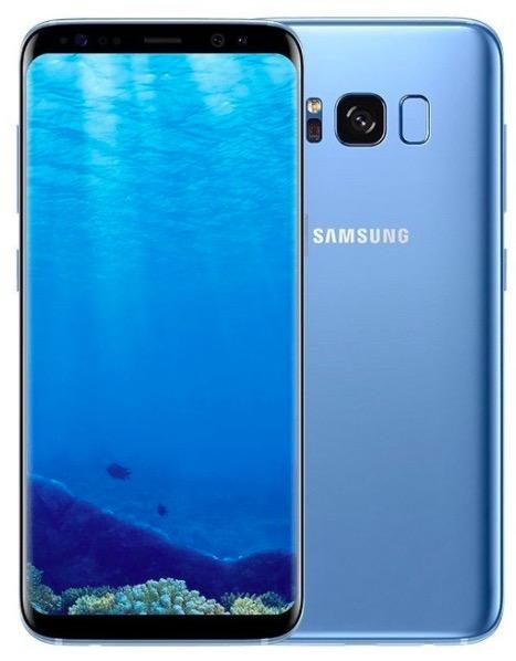 Code promo eBay : Smartphone Samsung Galaxy S8 64 Go coloris bleu à 549,99€