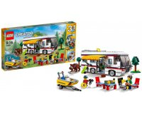 Amazon: Jeu LEGO Creator Le Camping-car - 31052 à 50,99€
