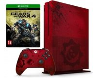 Micromania: Pack Console Xbox One S 2To Gears Of War 4 édition limitée à 299,99€