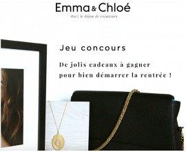 Emma & Chloé: Tentez de remporter 550€ de cadeaux