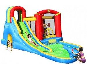 Aire De Jeux Aquatique Gonflable Happy Hop Soldé à 269,50u20ac Au Lieu De 539u20ac  @ Alinéa