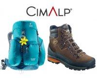 Cimalp: [Vente Flash] Jusqu'à -40% sur une sélection de chaussures & sacs à dos