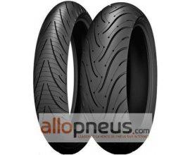 Allopneus: 10€ pour 1 & 30€ offerts pour deux pneus moto Michelin Pilot Road 3