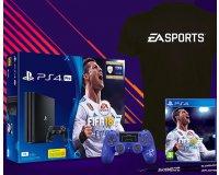 """Auchan: 1 console PS4 Pro avec 1 jeu """"FIFA 18"""" & de nombreux lots à gagner"""