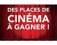 Tryba: Des places de cinéma à gagner