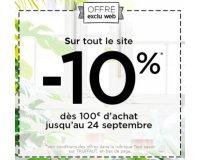 Truffaut: -10% dès 100€ d'achat sur tout le site