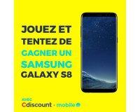 Cdiscount: Un Samsung Galaxy S8 à gagner