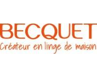 Becquet: Remise de 10% + Livraison gratuite
