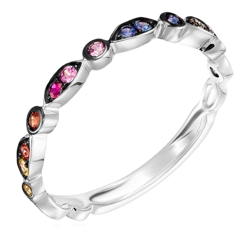 Code promo Grazia : 1 bague Diamants de Rosée version fine de Guérin à gagner