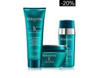 Kérastase: -20% sur les trios de produits Kérastase sélectionnés