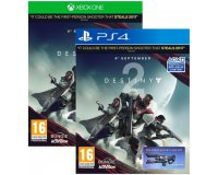 SimplyGames: Destiny 2 sur PS4 ou Xbox One + DLC à 37,80€ au lieu de 59,99€