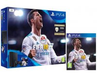 Maxi Toys: 1 Pack PS4 1To FIFA 18 et 10 jeux FIFA 18 à gagner