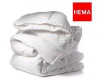 HEMA: 20% de réduction sur le linge de lit (couettes, parures, housses...)