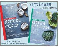 """Cuisine Actuelle: 5 x 2 livres de la collection """"Bien dans ma vie !"""" à gagner"""