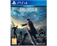 Amazon: Final Fantasy XV - Edition Day One sur PS4 à 11,19€