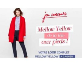 Mellow Yellow: Un look Mellow Yellow complet à gagner