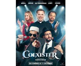 """FranceTV: 100 lots de 2 places de cinéma pour le film """"Coexister"""" à gagner"""