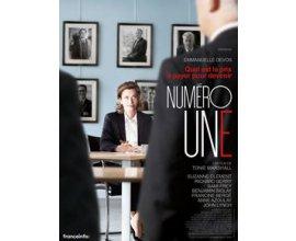 """FranceTV: 100 lots de 2 places de cinéma pour le film """"Numéro une"""" à gagner"""