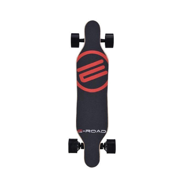 Code promo Cdiscount : Longboard Electrique E-ROAD 2 x 250 W Noir à 399,90€