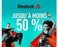 Reebok: Jusqu'à moins 50% sur 1250 articles et code - 10% supplémentaires