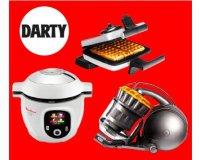 Darty: 10% de remise immédiate sur les petits produits électroménagers dès 90€ d'achat
