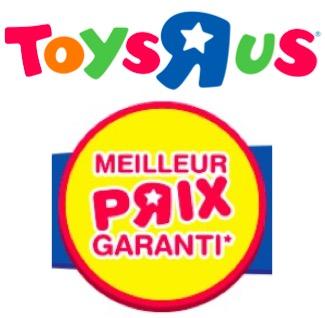 Code promo ToysRUs : [En magasin] Meilleurs prix sur les jouets garantis