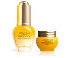L'Occitane: Crème Divine 4ml vous offerte pour l'achat d'une Huile de Jeunesse 15ml