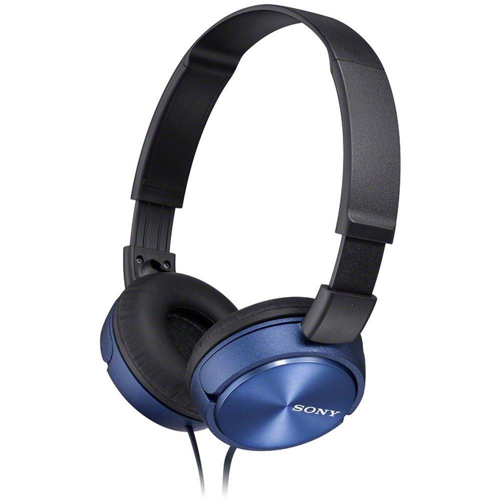 Code promo Amazon : Casque audio pliable Sony MDR-ZX310L à 14€ au lieu de 30€