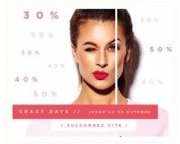 MOA: [Crazy days] Jusqu'à -50% sur une sélection d'articles