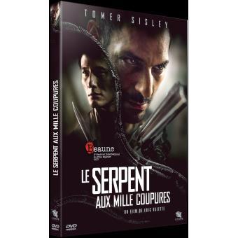 """Code promo Télé 7 jours : 10 DVD & 10 Blu-Ray """"Le serpent aux mille coupures"""" à gagner"""