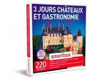 Toupargel: 1 smartbox Chateaux & Gastronomie et des bons d'achat Toupargel de 25€ à gagner