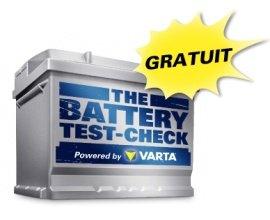 Varta: Faites tester la batterie de votre voiture gratuitement