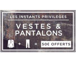 Olly Gan: 50€ offerts sur l'achat d'un pantalon + une veste Automne Hiver 2018
