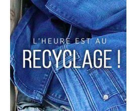 Bonobo Jeans: Echangez vos vêtements usagés contre un bon d'achat de 10€
