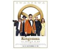 """PureBreak: 20 x 2 places de cinéma pour """"Kingsman : le cercle d'or"""" à gagner"""